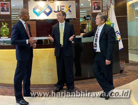Transaksi Kontrak Komoditi Jakarta Futures Exchange Melonjak 25,4 Persen
