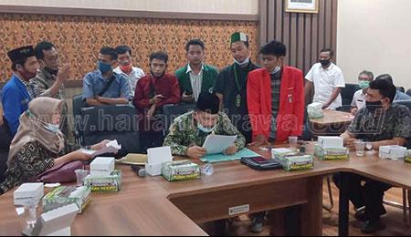 Ketua DPRD Tulungagung Tolak Teken Penolakan UU Omnibus Law
