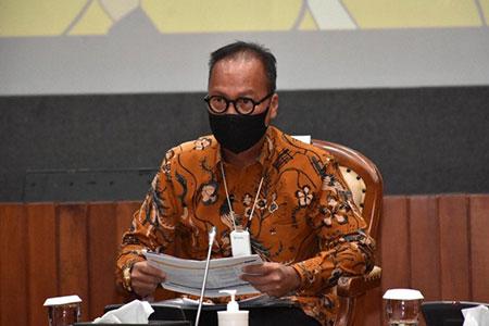 Menperin Optimistis UU Cipta Kerja Pacu Reindustrialisasi Nasional