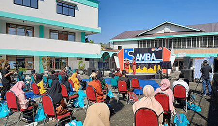 IKIP Budi Utomo Malang Gelar Episode Samba Pancasila Sakti