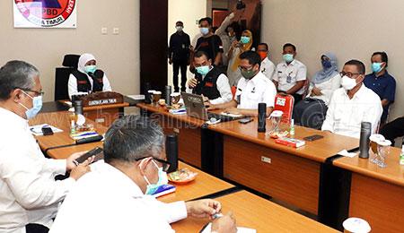 Gubernur Jatim Instruksikan Seluruh Instansi Petakan Mitigasi La Nina