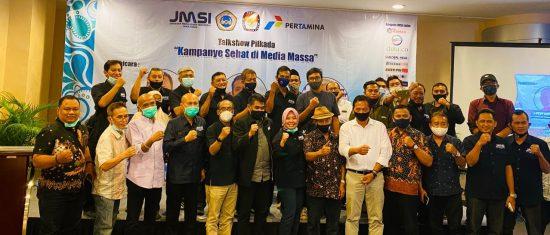 JMSI Jatim Komitmen Perbaiki Konten dan Bisnis Media Siber