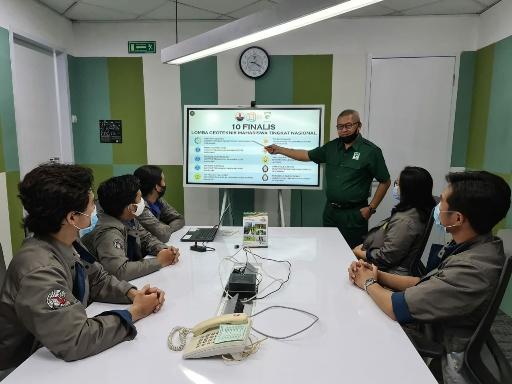 Mahasiswa Teknik Sipil ITS, Geosistem dan HATTI Gelar Lomba Geoteknik Tingkat Nasional