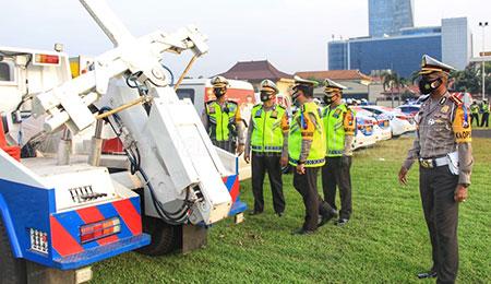 Operasi Zebra Semeru, Polda Jatim Kerahkan 3.004 Personel