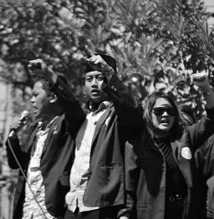 Tolak Omnibus Law, DEMA PTKIN se-Indonesia: DPR Merampas Kedaulatan Rakyat