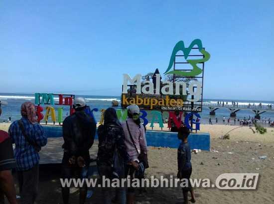 Pantai Malang Selatan Berpotensi Tsunami, Pengunjung Balekambang Turun Drastis