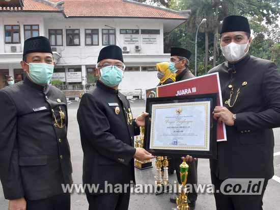 Kabupaten Mojokerto Raih Juara I Bumdes Tingkat Jawa Timur