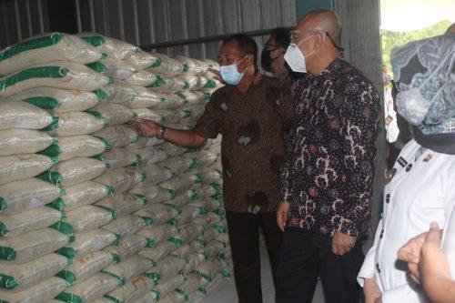 Menteri Koperasi Dan UKM Kunjungi Gapoktan Sugihwaras Ngoro Jombang