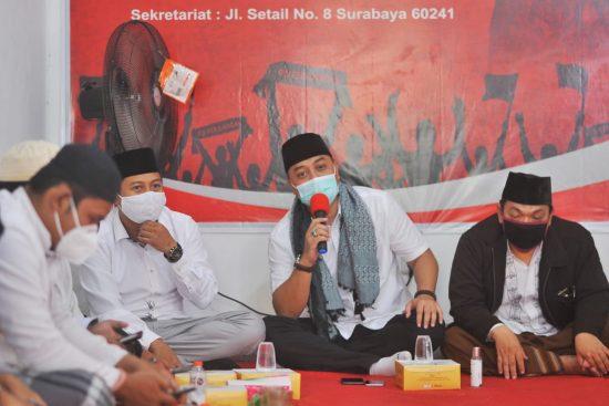 Guru TPQ Terpukau Bacaan Alquran Cawali Surabaya Eri Cahyadi