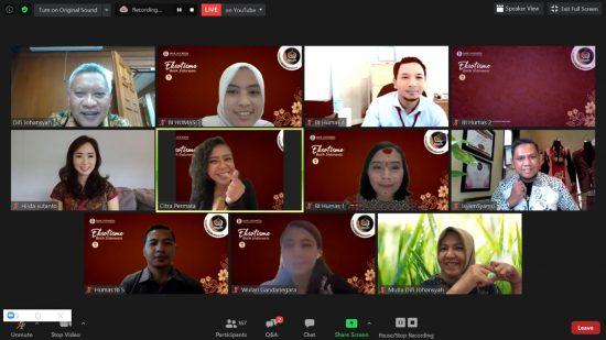 BI Jatim Kolaborasi dengan  Berbagai Disainer Pelopori Batik Beraneka Ragam