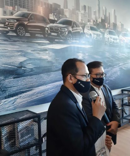 BMW Luxury Store Pertama Jawa Timur di Grand City Mall Surabaya