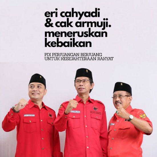 Sumpah Pemuda, PDIP: Eri Cahyadi Pemimpin Muda Kuasai Problem Surabaya