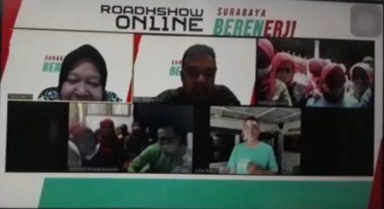 Kasus Taman Harmoni Belum Tuntas, Wali Kota Risma Kampanye Online Diduga Tanpa Izin KPU