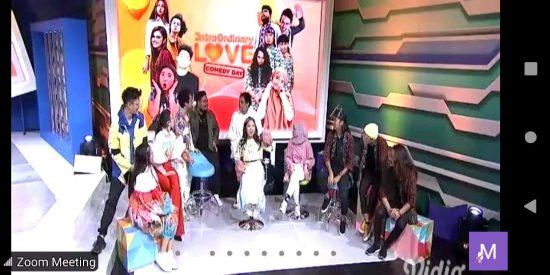 Manjakan Pemirsa Surabaya, SCTV Hadirkan Pemeran Meet and Greet dari Jendela SMP