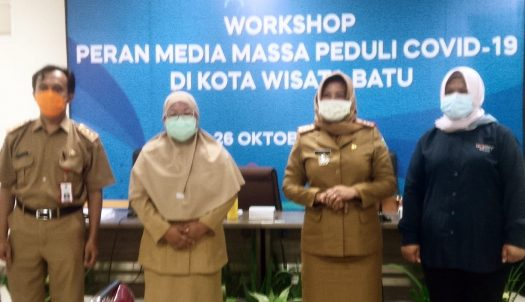 Akademisi Dorong Kolaborasi Media- Pemkot Batu Ubah Kepanikan Warga di Masa Pandemi