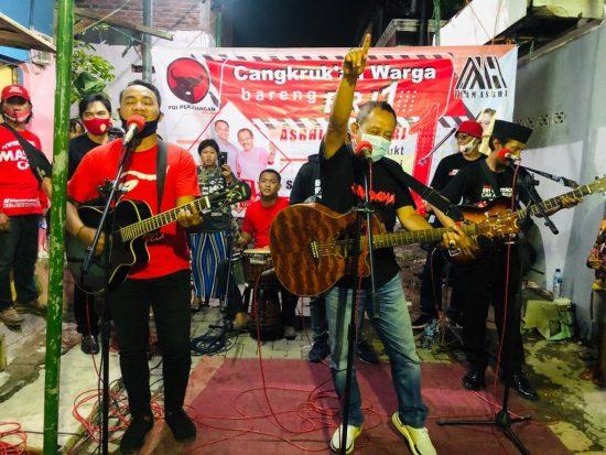 Warga Bulak Bandarejo Surabaya Ucapkan  Terima Kasih Atas Perjuangan Armudji