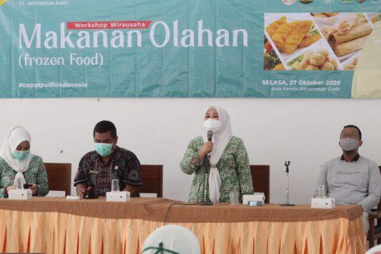 Pandemi Covid-19, Fatayat NU Jombang Berdayakan Anggota Bikin Makanan Olahan