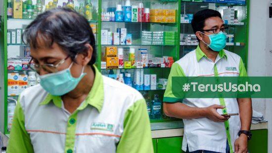 Sukses Digitalisasi 350 Ribu UMKM Baru, Grab Gelar Online Bazar #TerusUsaha Serentak di 16 Kota
