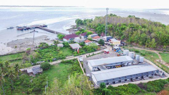 75 Tahun Menerangi Indonesia, PLN Sambung 250 KK di Kepulauan Kangean