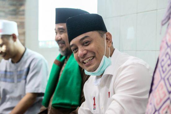 Tercatat Anggota JASNU, Cawali Surabaya Eri Cahyadi Aktif Nariyahan