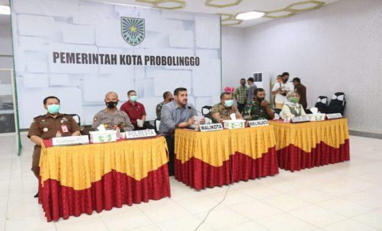 Wali Kota Probolinggo Ingatkan Sebaran Covid 19 Usai Libur Panjang