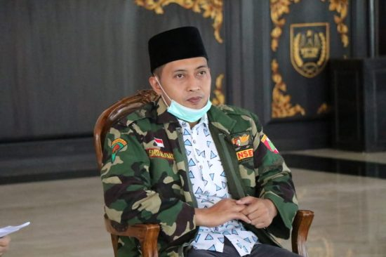Gus Farid Ajak Pemuda Bersatu Lawan Covid-19