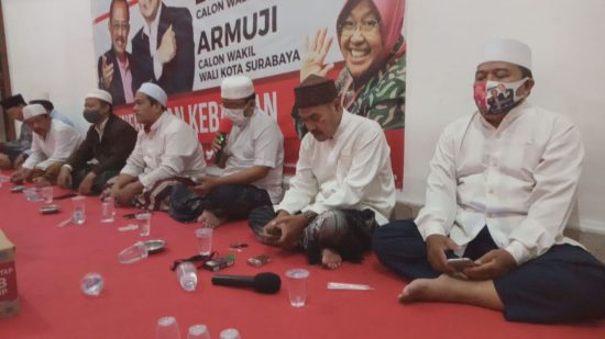 PDIP Surabaya: Bumikan Spirit Maulid Nabi Muhammad untuk Layani Umat