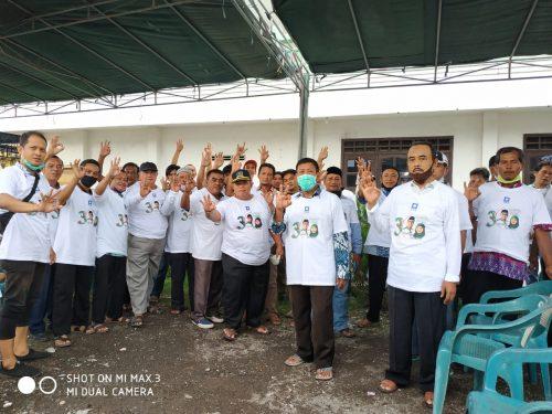 Adhi Samsetyo Pacu Relawan Menangkan Berkelas di Pilkada Sidoarjo 2020