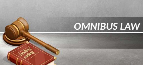 Menyikapi Omnibuslaw