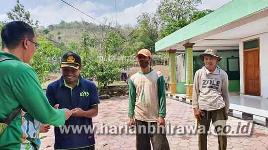 Dandim Bojonegoro Pimpin Patroli Jelajah Desa di Wilayah Teritorial
