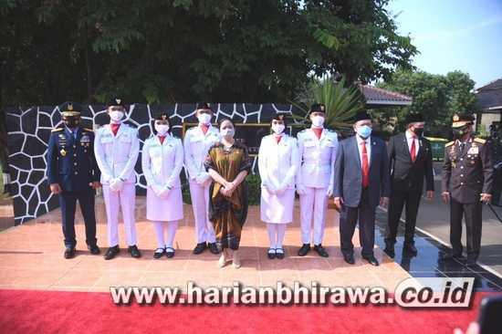 Ketua DPR RI Puan Maharani Hadiri Peringatan Hari Kesaksian Pancasila