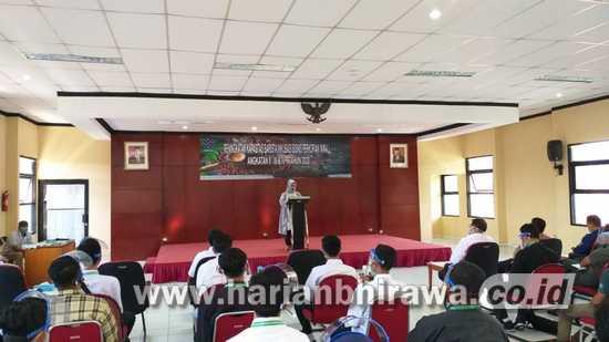 Eko Daryanto: Pelatihan Barista Mampu Gerakkan Ekonomi Keluarga