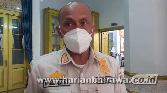 Pemkab Malang Resmi Tetapkan Perda Tindak Tegas PKL Liar