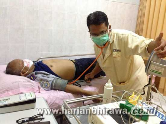 15 Calon Pejabat Eselon II Tulungagung Jalani Tes Kesehatan