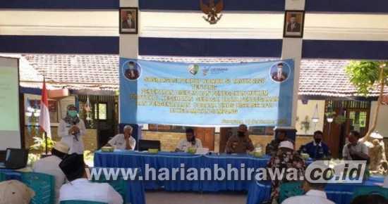 Dinas Kesehatan Kabupaten Sampang Sosialisasi Perbup Protokol Kesehatan