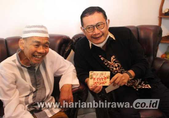 Sowan ke Guru SD, Cabup Yuhronur Miliki Kecerdasan-Jiwa Kepemimpinan