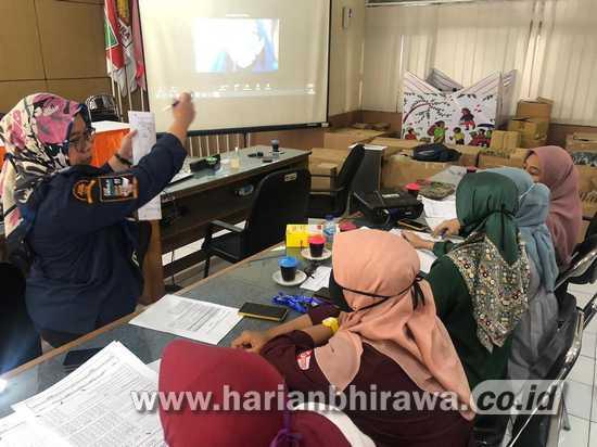 Aplikasi Sirkep Mulai Di Uji Cobakan di KPU Kabupaten Gresik