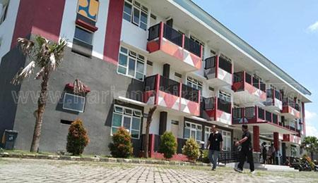 Tambah Gedung Ma'had untuk Ledakan Pasien Positif Covid-19