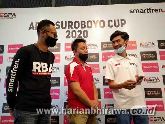Gandeng IESPA Jawa Timur,  Smartfren Gelar Arek Suroboyo Cup