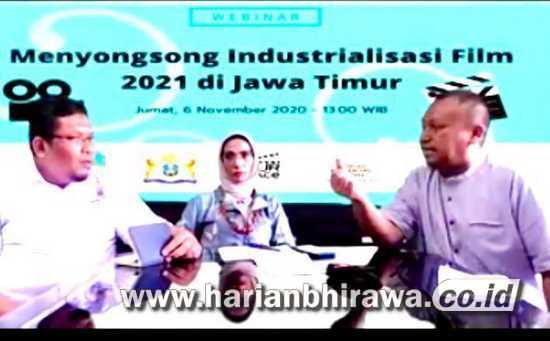 Potensi Besar, Kadin Provinsi Jawa Timur Dorong Industri Perfilman