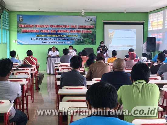 Tingkatkan Kualitas Pengetahuan Nelayan Situbondo