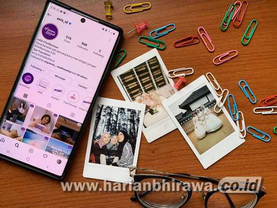 Pandemi Covid-19, Axis Ajak Bikin Virtual Meet Up Jadi Makin Seru