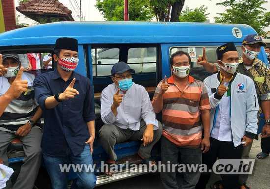 Gus Ipul Gagas Revitalisasi Angkot di Kota Pasuruan