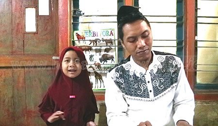 Cello Naraya, Balita Empat Tahun Asal Surabaya Rilis Single Sholawat