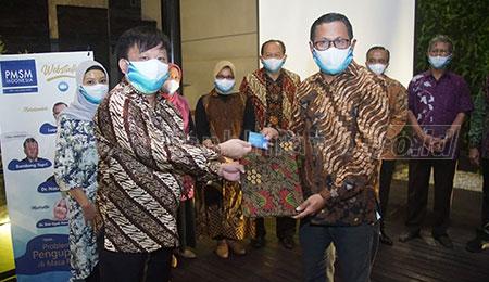 Wakil Rektor II UMM Dilantik sebagai Ketua PMSM DPC Malang Raya
