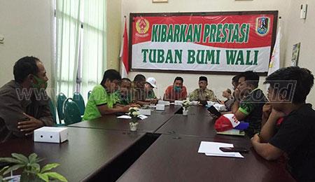 Atlet dan Pelatih Beladiri di Tuban Ikuti Pelatihan Bersama