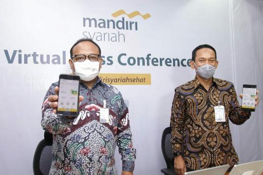 Mudahkan Investasi Emas Melalui Handphone, Mandiri Syariah Launching Fitur E-mas di Mandiri Syariah Mobile