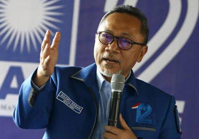 Ketua Umum PAN Instruksikan Kader Menangkan Paslon MAJU