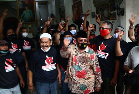 Beredar Video Yel-yel 'Hancurkan Risma',  Banteng Ketaton: Kami Cinta Damai