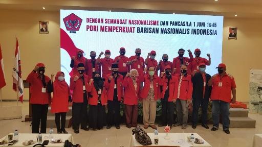 PDRI Gelar Kongres Pertama di Surabaya untuk Persiapan Pemilu 2024